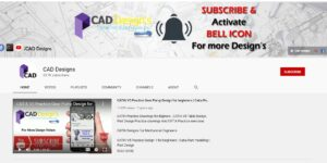 Its a CAD Designs YouTube Channel