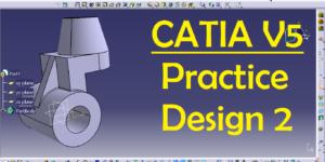CATIA Practice Design_02